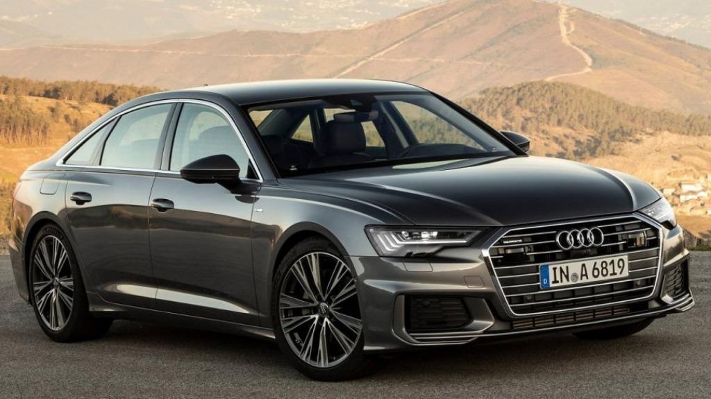 Audi A6 Performance Black - Foto: Divulgação