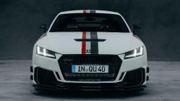 Audi Lança TT comemorativo dos 40 anos da Quattro
