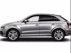 Audi Q3 - Foto: Divulgação