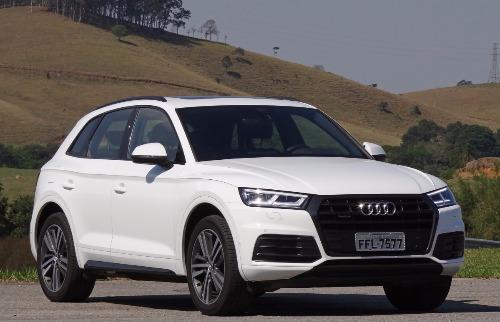 Eduardo Rocha/Carta Z Notícias - Novo Audi Q5 quer ganhar espaço no mercado SUV (foto:Eduardo Rocha/Carta Z Notícias)