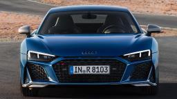 Audi R8: abuso de poder
