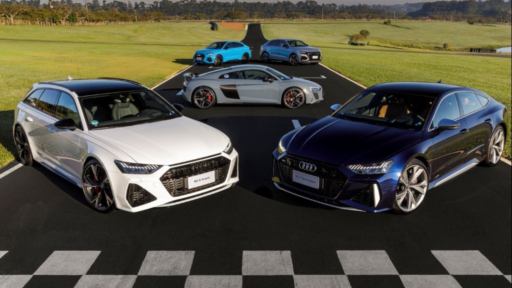 Audi RS Experience: divulgação - Foto: Auto ON