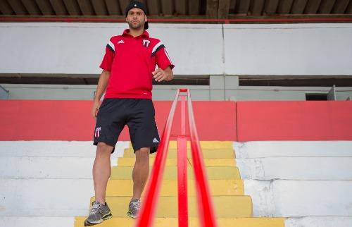Mastrangelo Reino / A Cidade - Augusto Ramos estava no Botafogo desde 2014