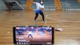 Secretaria de Esportes oferece aulas on-line e gratuitas em Ribeirão