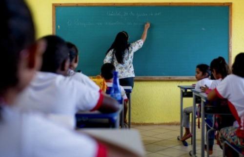 Aumento vale para professores - Foto: Da reportagem