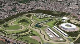 Petição pode atrapalhar construção do Autódromo do RJ