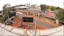 Avenida Francisco Junqueira tem interdição para obra de viaduto