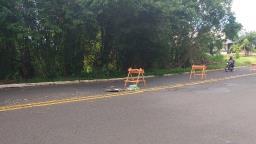 Trecho da avenida Independência é interditado pela Transerp
