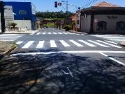 José Bonifácio tem sinalização refeita em 16 cruzamentos