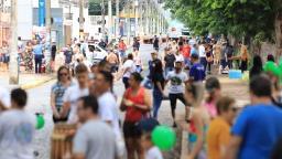 Segunda edição da Nove Aberta reúne 1,3 mil pessoas em Ribeirão