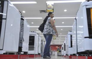 Valter Campanato/Agência Brasil - Comércio de eletrodomésticos