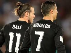 Bale e Cristiano Ronaldo fizeram os gols do Real - Foto: Divulgação