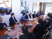Em reunião com Maia e secretários, Baleia defende a Reforma Tributária