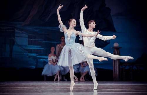Divulgação - Ballet da Ópera Nacional da Ucrânia (foto: Divulgação)