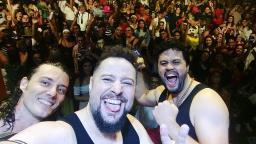 Karatê no Parque, cinema e bandas animam último domingo do ano