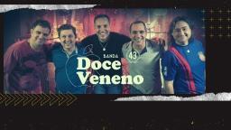 Banda Doce Veneno comemora 44 anos no Circuito Arena em Casa