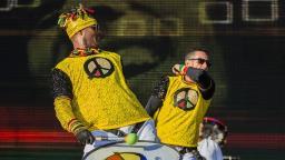 Olodum faz show na tarde de hoje no Largo do Rosário