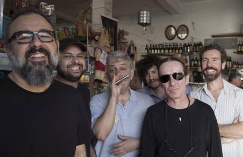 Banda Going Home inicia o repertório com rock, blues e soul music (Foto: Lorena Pereira). - Foto: Lorena Pereira