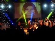 Banda senhorita realiza tributo à Cássia Eller