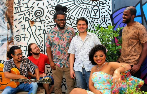 Banda Tupi Soundsystem estará no Sesc - Foto: ACidade ON - Araraquara