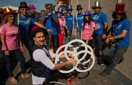 Divulgação - Artistas levarão música, teatro, circo e dança a praças de Ribeirão Preto