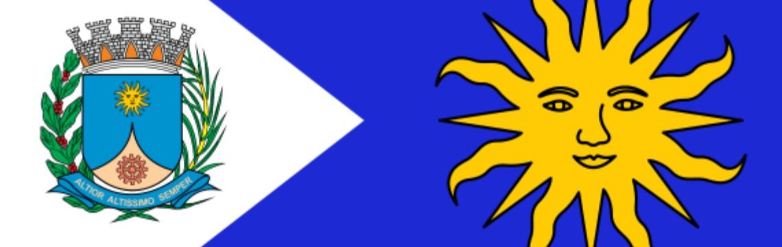 Bandeira de Araraquara - Foto: ACidade ON - Araraquara