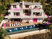 Casa da Barbie em Malibu