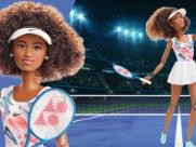 Esgotada Naomi Osaka Barbie