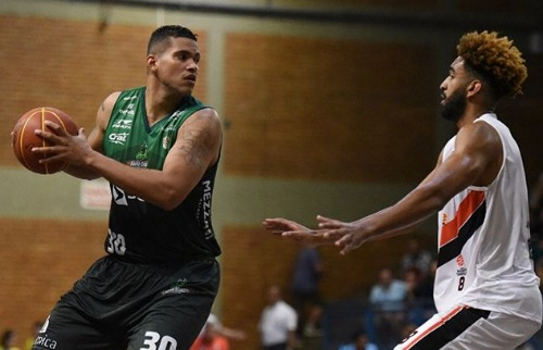 Divulgação - Equipe de Bauru vai jogar duas vezes em São Carlos