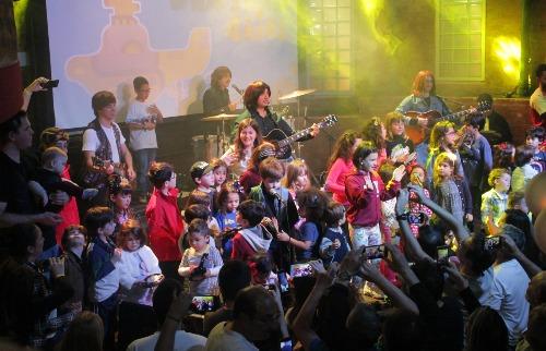 Beatles 4 Kids se apresenta em Campinas (Foto: Divulgação) - Foto: Divulgação
