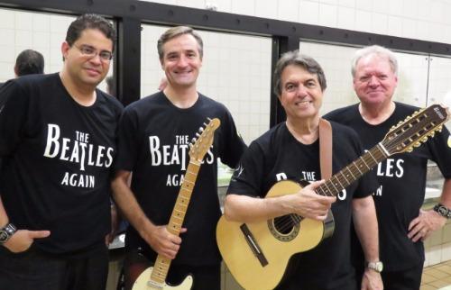 Beatles Again tem 24 anos de história em Araraquara (Divulgação) - Foto: Divulgação