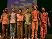 Em Ribeirão, Beatles Cordel apresenta show com música, poesia e teatro