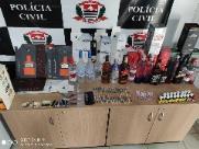 Polícia prende homem que falsificava bebidas em Campinas