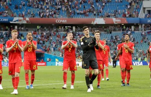 Para a equipe africana, só a vitória mantém as chances de ir para as oitavas de final (foto: Jogadores da Bélgica (Foto: Matthias Schrader/Associated Press/Estadão Conteúdo) - Foto: Matthias Schrader/Associated Press/Estadão Conteúdo
