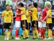 Bélgica vence a Inglaterra e tem melhor participação em Copas
