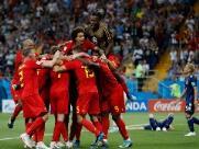 Bélgica busca virada sobre Japão e encara o Brasil nas quartas