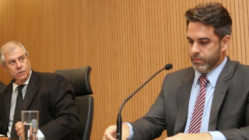 Bernardelli se posicionou após ataques de Nelson Hossri (Foto: Divulgação) - Foto: (Foto: Divulgação)