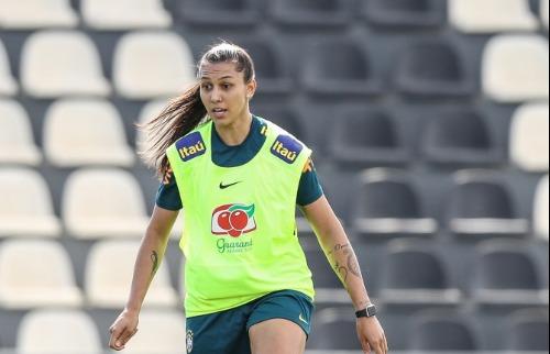 Bia Zaneratto é natural de Araraquara e atua no futebol coreano. (Foto: Divulgação/CBF) - Foto: Divulgação/CBF