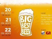 Big Best Beer reúne gastronomia e música neste fim de semana