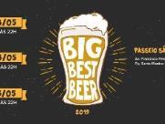 Big Best Beer acontece neste final de semana em São Carlos