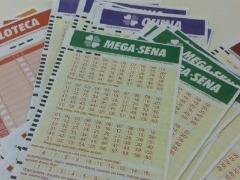Bilhetes de loteria (Divulgação) - Foto: ACidade ON - Araraquara