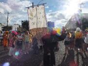 Phuá da luz junina: cortejo junino reúne blocos da cidade