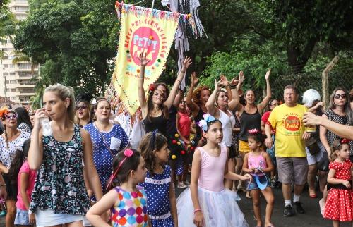 Bloco Petih phUÁ  abre os bloquinhos de carnaval nesse ano (Amanda Rocha/ACidadeON) - Foto: Amanda Rocha
