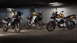 BMW Motorrad: na casa dos quarenta