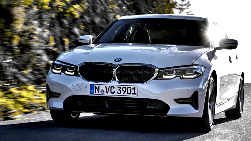 BMW 320i GP: divulgação - Foto: Auto ON