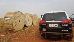 Polícia encontra carga roubada em canavial de Ibaté