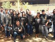 Bodes do asfalto fazem encontro solidário em Araraquara