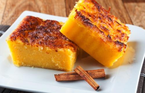Divulgação - Bolo de milho, se feito com pouco óleo e açúcar, pode ser nutritivo e pouco calórico
