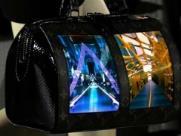 Louis Vuitton lança bolsa com telas Amoled flexíveis