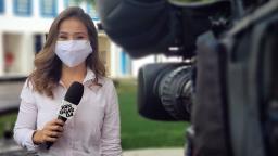 Quem é a repórter que irritou Jair Bolsonaro